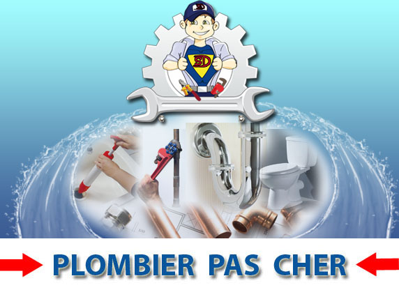 Probleme Canalisation Bouffemont 95570