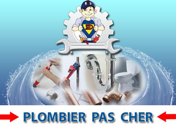 Probleme Canalisation Le Bourget 93350