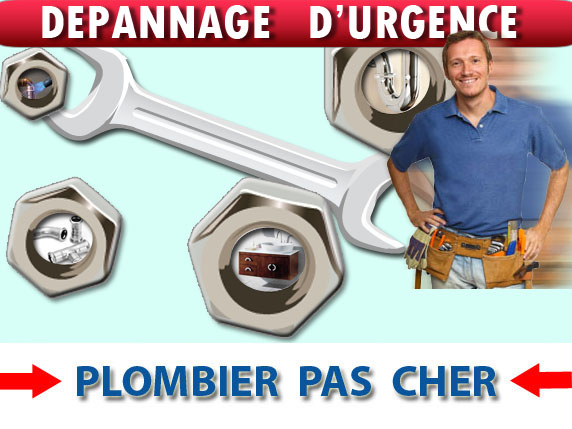 Probleme Canalisation Montfermeil 93370