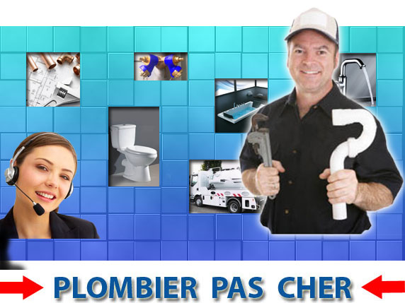 Probleme Canalisation Vaujours 93410