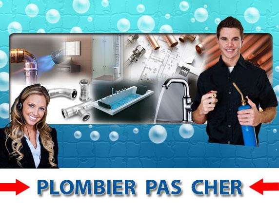 Toilette Bouché Bernes sur Oise 95340