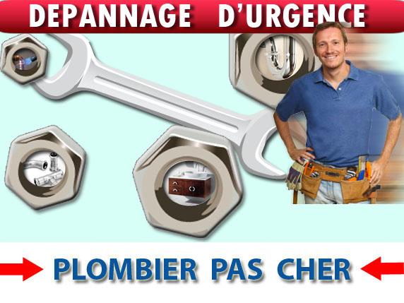 Toilette Bouché Carrieres sur Seine 78420