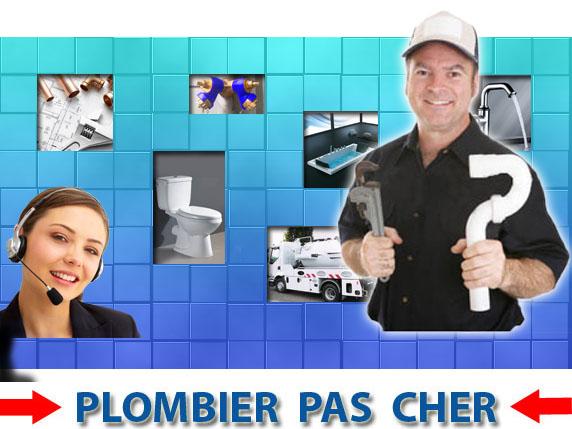 Toilette Bouché Eaubonne 95600