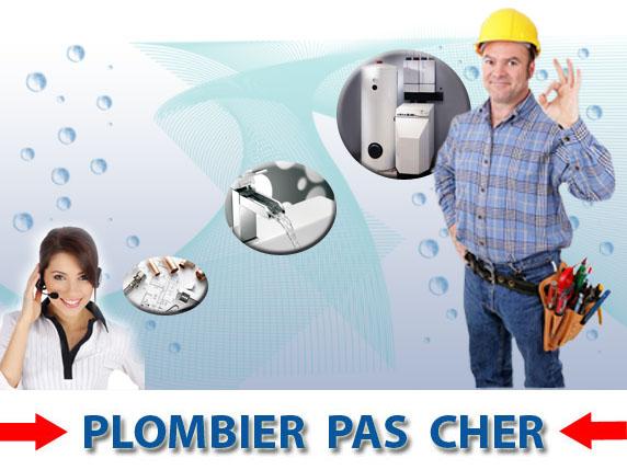 Toilette Bouché Le Thillay 95500