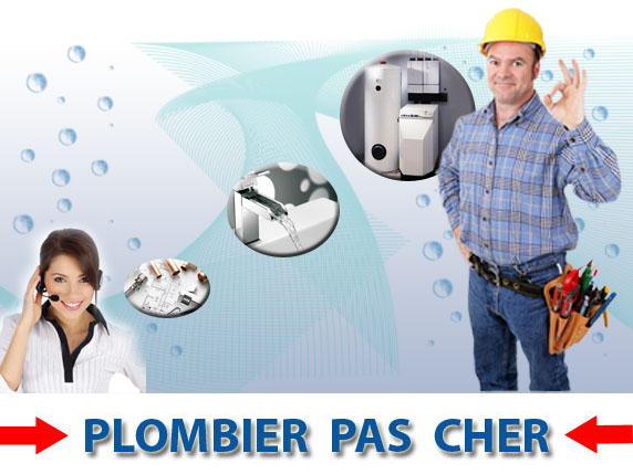 Toilette Bouché Menucourt 95180