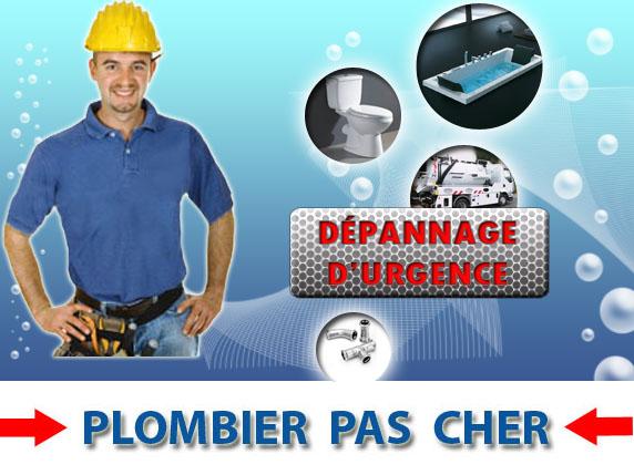 Toilette Bouché Montlignon 95680
